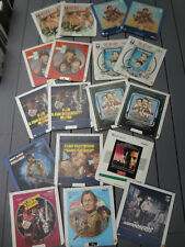 12 ACTION ADVENTURE WAR MOVIES CED CAPACITANCE ELECTRONIC DISCS NOT DVD BLUE RAY