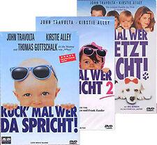 KUCK' MAL WER DA SPRICHT! - 3 DVDs COLLECTION -NEU*OVP