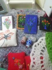 1/12 dolls house miniatures bundle
