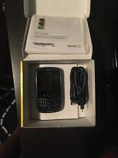 BlackBerry Curve 9330 - Black (Sprint) Smartphone W/charger!