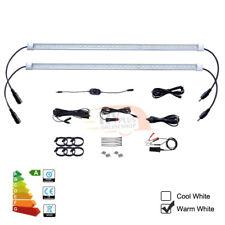 2Bar 12V Waterproof LED Fishing Awning Strip Light Indoor/Outdoor Caravan Lamp