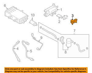 KIA OEM 09-15 Optima-MAP Manifold Absolute Pressure Sensor 393002B000
