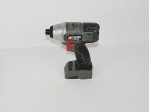 """1/4"""" Porter Cable PCL180ID 18V Impact Driver - Bare tool FREE SHIPPING"""