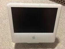 "Apple iMac 17"" G5 A1058 PowerPC 2.0GHz, 512MB RAM, 160GB HDD- Parts Or Repair"