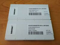 XOMX 180608TR-M14 MP2500 10 PCS SECO Original carbide inserts