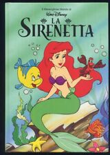 LA SIRENETTA - Il Meraviglioso mondo di Walt Disney DeAgostini 1999 - NUOVO