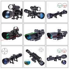 2.5-10X40/3-9X40/6-24X50/ 3-9X50/3-9X56/3-10X40/4-12 X50/4X32/4-16x40 Rifle Scope