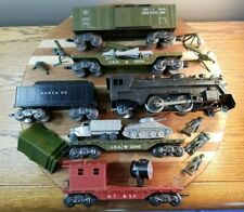 🌜 Marx Western Auto Army/Military Train Set,  #52960, Tested...all works👍.