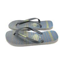B15) Havaianas Men's Brazil Flip Flops SIZE 13