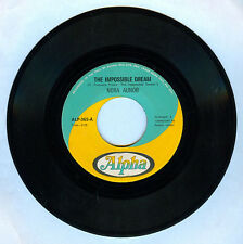 Philippines NORA AUNOR The Impossible Dream OPM 45 rpm Record