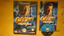 007 Nightfire for Nintendo Gamecube/Wii. Boxed with Manual. Pal