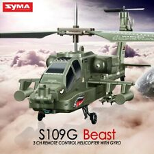 S109G Beast RC 3.5CH Radio Remote Control LED Light Flying Helicopter With Gyro
