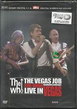The Who - The Vegas Job  - DVD -  Neu!