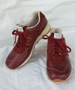 New Balance 576 Leather Sneakers for Men for Sale | Authenticity ...
