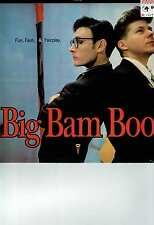 BIG BAM BOO LP ALBUM FUN FAITH & FAIRPLAY
