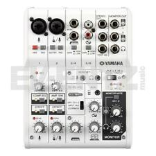 Yamaha USB Interface Pro Audio Mixers
