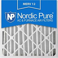 24x24x4M12-1 MERV 12 Pleated Air Condition Furnace Filter, Box Of 1 Home