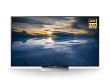 """Sony X930D 65"""" HDR 4K UHD 120Hz 3D Smart TV w/ Wi-Fi Motionflow XR - XBR-65X930D"""