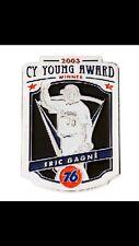 Eric Gagne Cy Young Collectors Pin Series LA Dodgers SGA 9-14-15