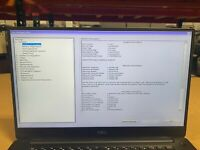 DELL PRECISION 5510  i7 6820HQ 2.7GHZ QUADRO M1000M 500GB HD 32 GB RAM No OS