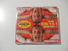DJ Francesco – Salta Chi Non Salta! Adesso Salta - CD SINGLE 2003 Sigillato