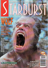 Starburst 192 (1994) The Mask director Chuck Russell interview, Time Trax, Wolf