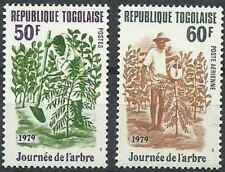 Timbres Flore Togo 960 PA389 ** lot 27082