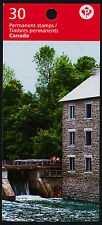 Canada 2355b Booklet BK418 MNH Flag over Mills, Architecture