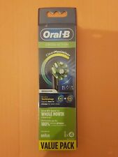 Oral b cross action clean maximiser toothbrush 4 x heads