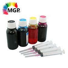 4x 100ml Refill Ink for HP 920 920XL Officejet 6000,6500,7000,7500A Printer