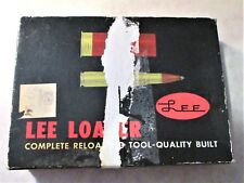 LEE LOADER, RELOADING TOOL FOR THE 38 SPECIAL CALIBER