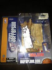 "Richard JEFFERSON NBA Mcfarlane 6"" Figure, NETS, Brand New In Pack!"