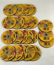 """23 DeWalt High Performance Type 1 Metal/Stainless Cutting Disc 1/8"""" A24R-BF, 3"""""""