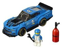 LEGO Speed Champions Chevrolet Camaro ZL1 Race Car 75891 Building Kit , New 2019