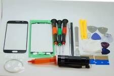 Samsung Galaxy S7 Noir Paquet de Réparation de Verre Avant de Écran