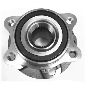 Front Wheel Hub Bearing Assembly For 2006-2011 Audi A6 Quattro V6 Each 584284227