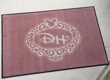 Disneyland Hotel Hidden Mickey Entrance Rug Carpet Rug Mat Disney Prop Sign