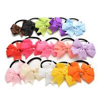 15 Pcs Baby Girl Hair Tie Ponytail Holder Hair Accessories Kids Wholesale ATAU