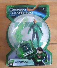 Green Lantern TOMAR-RE Action Figure powee ring included DC Comic
