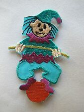 #2727 Circus Actor Embroidery Iron On Applique Patch