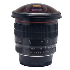 Meike 8mm f/3.5 Wide Angle Fisheye Lens for Nikon DSLR Cameras D7100 D800 D750