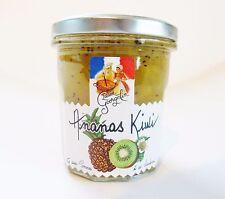 Marmelade Konfitüre Ananas - Kiwi Brotaufstrich original aus Frankreich ! 320g