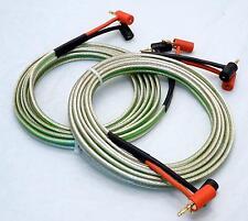 2x3m Hama High End Lautsprecherkabel 2x4 mm² , 99,9 % OFC  + Dynavox Stecker