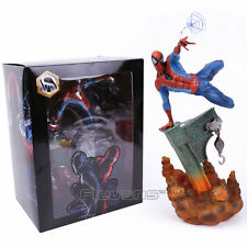MARVEL - THE AMAZING SPIDERMAN - FIGURA SPIDERMAN SIDESHOW SPIDERMAN FIGURE 29cm