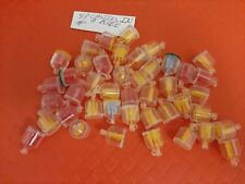 VINTAGE GUMBALL/VENDING CASTLES IN BOTTLES CHARMS/TOYS LOT OF 43