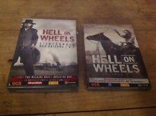 Hell On Wheels Saison 1 À 3 En Édition DVD Neuf Sous Cello.