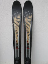 K2 Ikonic 85 Ti Skis With MXC 12 TCXQ Ski Binding 170cm.2016.Used.
