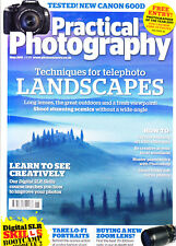Practical  Photography magazine Canon EOS 600D & 70-300mm lenses test  May  2011