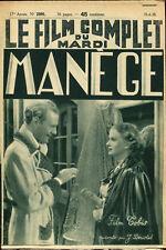 Le Film Complet 2096 - Manège, film allemand - 19 avril 1938