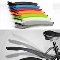 Bicycle Mudguard Mtb Front Rear Gears Multicoloured Release Accessories Fenders